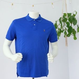 Polo Ralph Lauren Men's Polo Shirt Pima